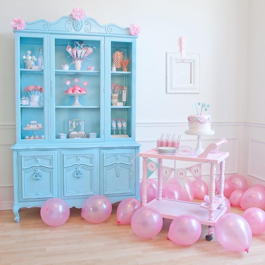 beautiful una preciosa fiesta infantil with decoracion fiesta infantil nia