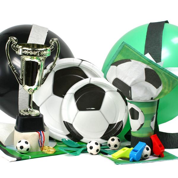 fiesta tematica para una primera comunion. (tema futbol balón ... 0b7d805975a45