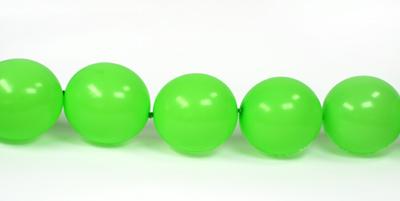 globos cadena kiwijpg - Como Hacer Una Guirnalda