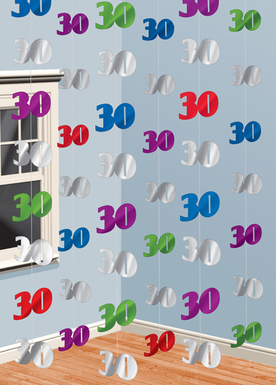 fiesta 30 cumpleaños: ideas - revista - fiestafacil