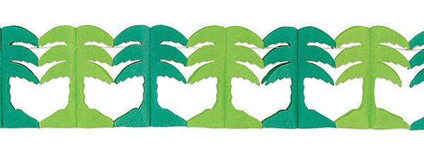 Moldes De Hojas De Las Palmas Para Imprimir: Fiesta Verano: Ideas Para La Decoración De Una Fiesta